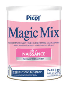 MAGIC MIX Dès la naissance