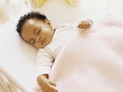 Bébé endormie