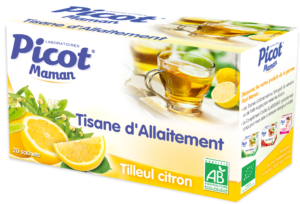 PICOT MAMAN - Tilleul Citron