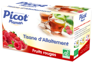 PICOT MAMAN - Fruits rouges