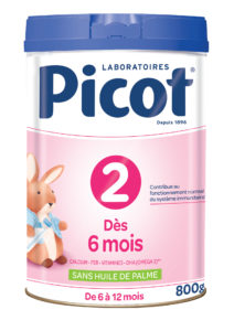 Lait Picot 2ème âge